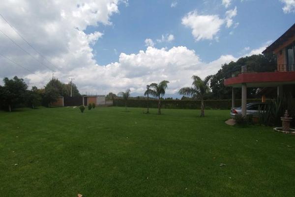 Foto de casa en venta en  , san gabriel ixtla, valle de bravo, m?xico, 4668799 No. 01