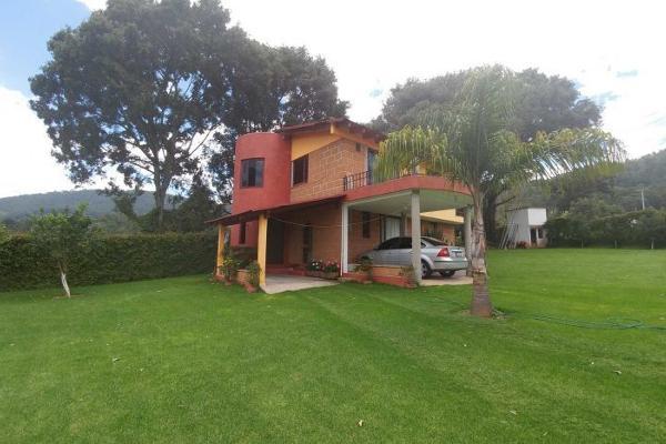 Foto de casa en venta en  , san gabriel ixtla, valle de bravo, m?xico, 4668799 No. 02