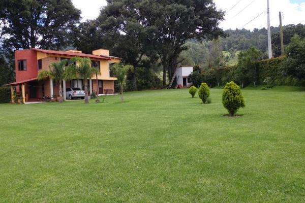 Foto de casa en venta en  , san gabriel ixtla, valle de bravo, méxico, 4668799 No. 04