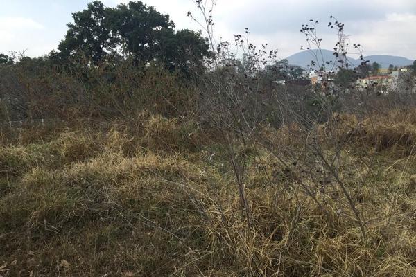 Foto de terreno habitacional en venta en san gaspar , hacienda de valle escondido, atizapán de zaragoza, méxico, 7217537 No. 04