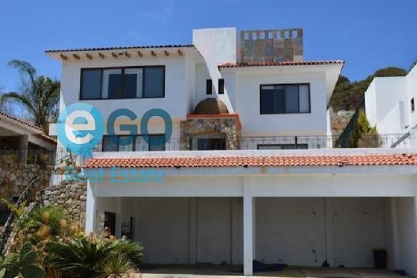 Foto de casa en venta en  , san gaspar, ixtapan de la sal, méxico, 5934616 No. 01