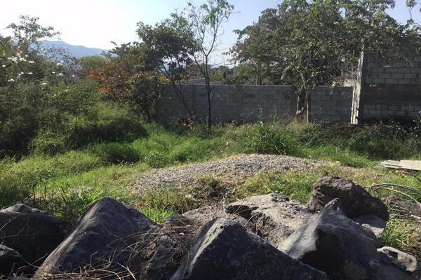 Foto de terreno habitacional en venta en  , san gaspar, jiutepec, morelos, 7962483 No. 03