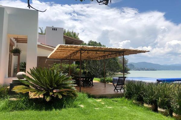 Foto de casa en venta en san gaspar , los saúcos, valle de bravo, méxico, 5723559 No. 01