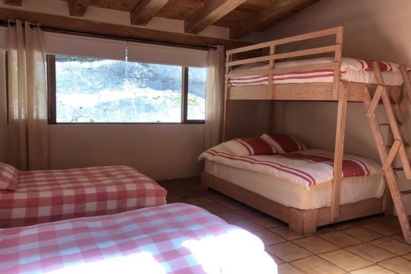 Foto de casa en venta en san gaspar , los saúcos, valle de bravo, méxico, 5723559 No. 14
