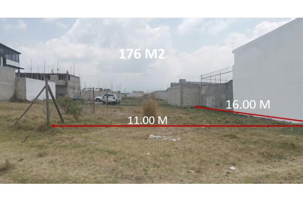 Foto de terreno habitacional en venta en  , san gaspar tlahuelilpan, metepec, méxico, 14030479 No. 03