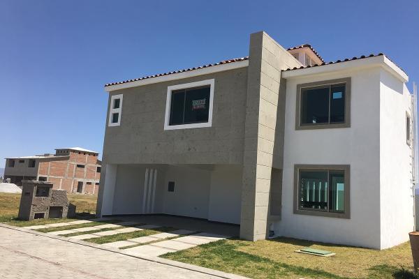 Foto de casa en venta en  , san gaspar tlahuelilpan, metepec, méxico, 3063746 No. 01