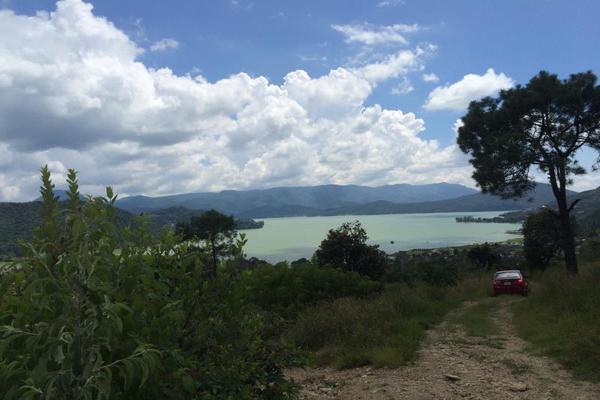 Foto de terreno habitacional en venta en  , san gaspar, valle de bravo, méxico, 6199084 No. 01