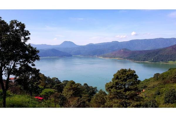 Foto de terreno habitacional en venta en  , san gaspar, valle de bravo, méxico, 9305092 No. 01