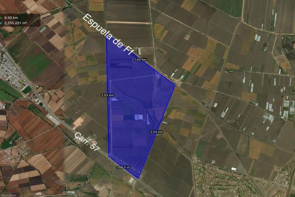 Foto de terreno industrial en venta en san gil , pedro escobedo centro, pedro escobedo, querétaro, 7509127 No. 01