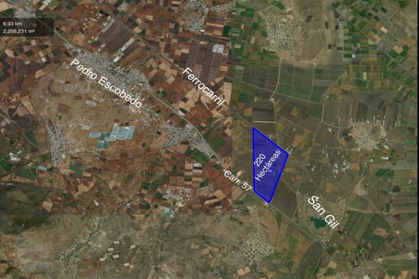 Foto de terreno industrial en venta en san gil , pedro escobedo centro, pedro escobedo, querétaro, 7509127 No. 02