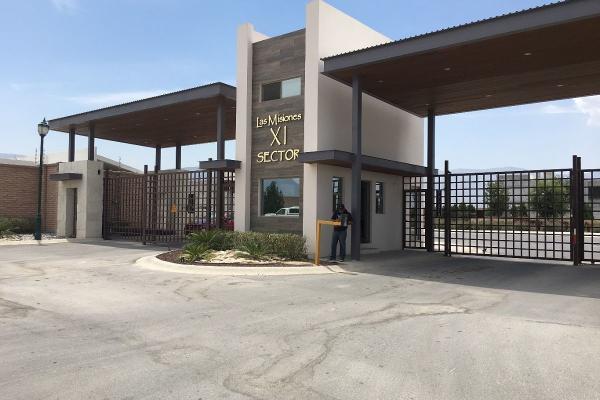 Foto de casa en venta en san gregorio abo , las misiones, saltillo, coahuila de zaragoza, 14036437 No. 01