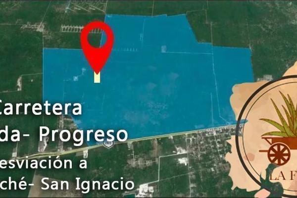 Foto de terreno habitacional en venta en  , san ignacio, progreso, yucatán, 14026078 No. 02