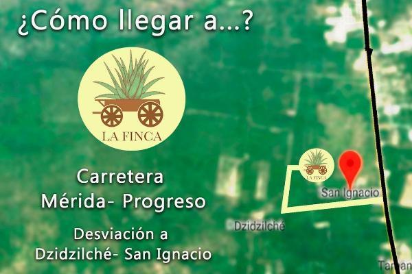 Foto de terreno habitacional en venta en  , san ignacio, progreso, yucatán, 14026078 No. 05