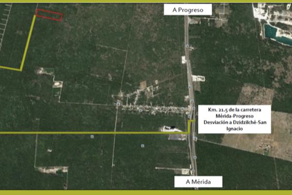 Foto de terreno habitacional en venta en  , san ignacio, progreso, yucatán, 5288599 No. 02