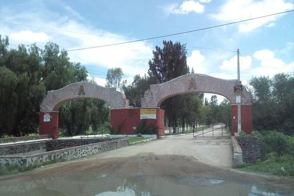 Foto de terreno habitacional en venta en san isidro , amazcala, el marqués, querétaro, 9149297 No. 01