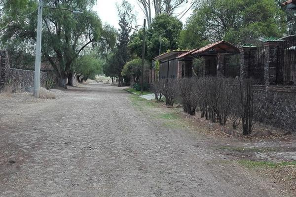 Foto de terreno habitacional en venta en san isidro , amazcala, el marqués, querétaro, 9149297 No. 02