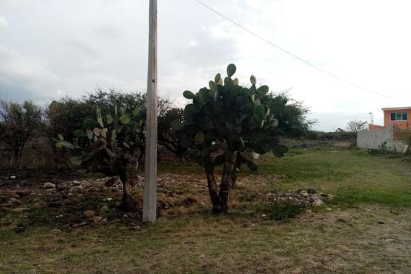 Foto de terreno habitacional en venta en san isidro , amazcala, el marqués, querétaro, 9149297 No. 05