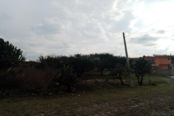Foto de terreno habitacional en venta en san isidro , amazcala, el marqués, querétaro, 9149297 No. 09