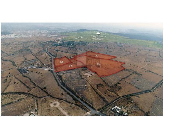 Foto de terreno habitacional en venta en san isidro juriquilla, juriquilla, qro., mexico , el nabo, querétaro, querétaro, 5709985 No. 01
