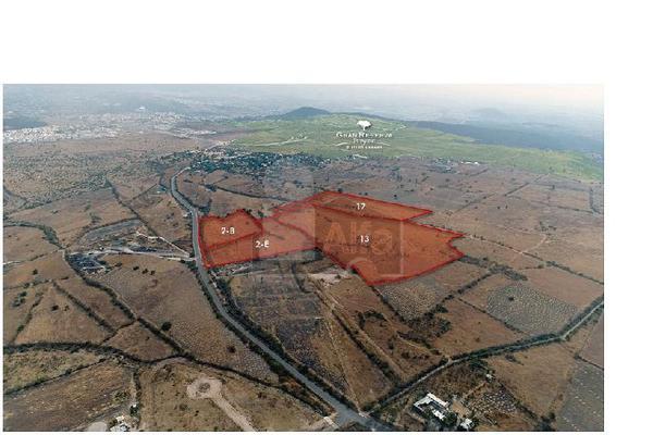 Foto de terreno habitacional en venta en san isidro juriquilla, juriquilla, qro., mexico , el nabo, querétaro, querétaro, 5709985 No. 02