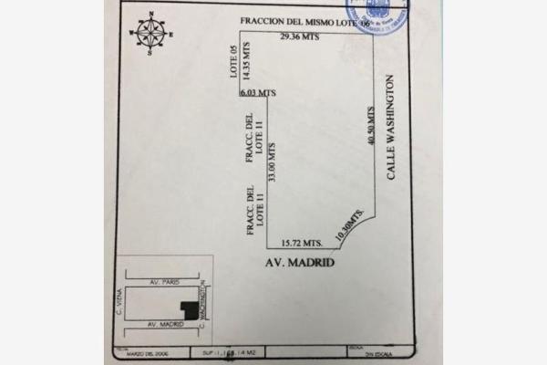 Foto de terreno habitacional en venta en  , san isidro, torre?n, coahuila de zaragoza, 4659083 No. 07