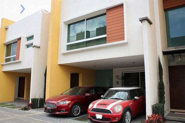 Foto de casa en venta en san jacinto 3129, momoxpan, san pedro cholula, puebla, 7195763 No. 01