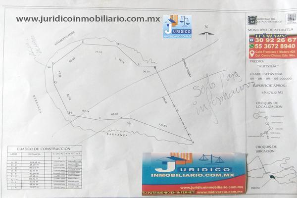 Foto de terreno habitacional en venta en  , san jacinto, atlautla, méxico, 14374200 No. 36