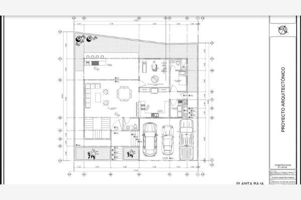 Foto de casa en venta en  , san jemo 3 sector, monterrey, nuevo león, 5812634 No. 03