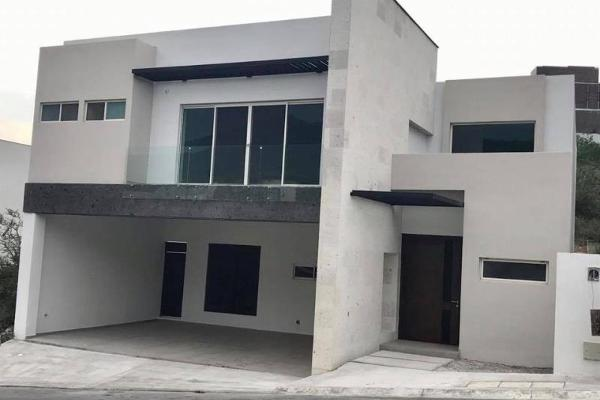 Foto de casa en venta en  , san jemo 3 sector, monterrey, nuevo león, 8855759 No. 01