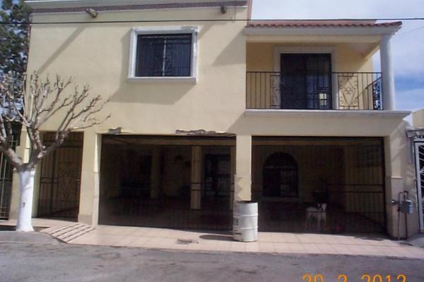 Foto de casa en venta en san jeronimo 1438, san ángel, juárez, chihuahua, 5374525 No. 01
