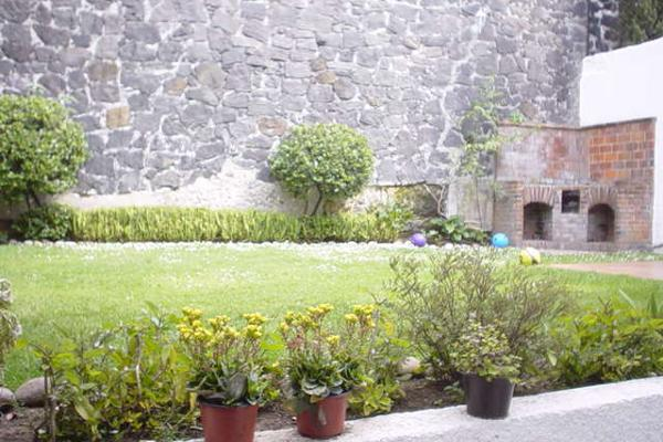 Foto de casa en venta en  , san jerónimo aculco, la magdalena contreras, df / cdmx, 3530990 No. 02