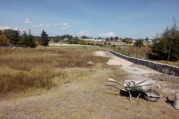 Foto de terreno habitacional en venta en  , san jerónimo, aculco, méxico, 0 No. 01