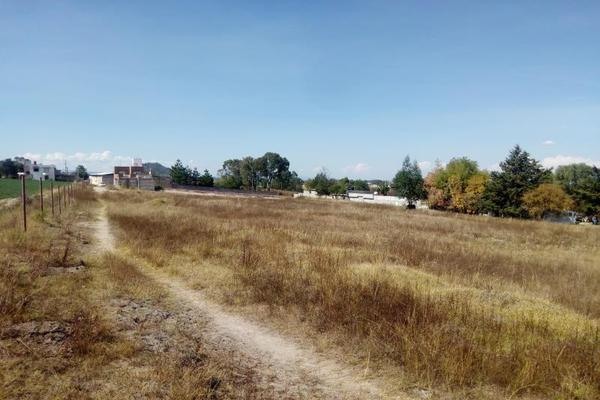 Foto de terreno habitacional en venta en  , san jerónimo, aculco, méxico, 13301241 No. 03