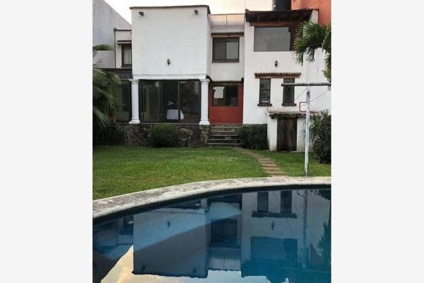 Foto de casa en venta en  , san jerónimo ahuatepec, cuernavaca, morelos, 8899609 No. 01