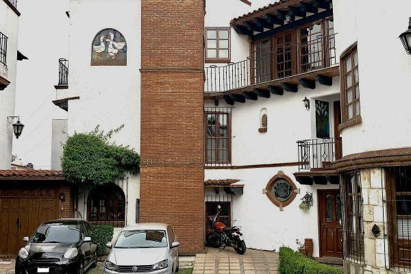 Foto de departamento en venta en  , san jerónimo lídice, la magdalena contreras, df / cdmx, 12265726 No. 12