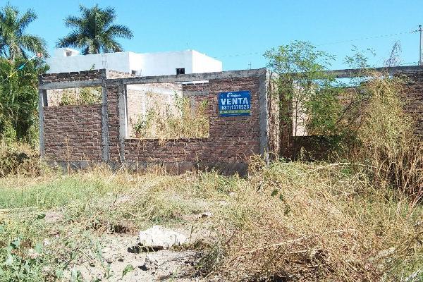Foto de terreno habitacional en venta en  , san joachin, guasave, sinaloa, 3425015 No. 01