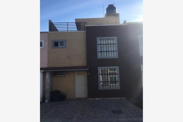 Foto de casa en venta en san joaquin 5, san juan cuautlancingo centro, cuautlancingo, puebla, 12273904 No. 01