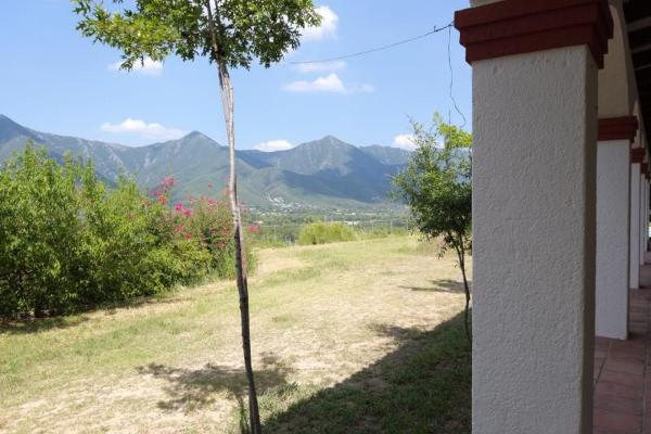 Foto de rancho en venta en san jorge 000, valles de santiago, santiago, nuevo león, 10081573 No. 04