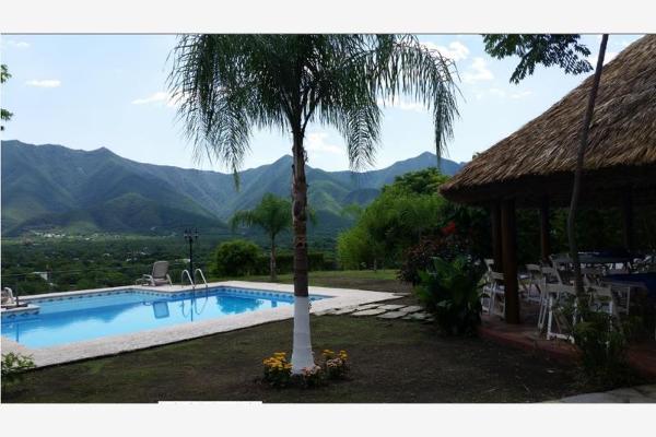 Foto de rancho en venta en san jorge 000, valles de santiago, santiago, nuevo león, 10081573 No. 12