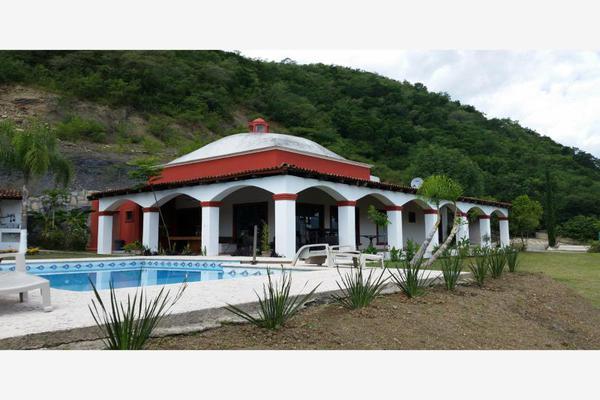 Foto de rancho en venta en san jorge 000, santiago centro, santiago, nuevo león, 10081573 No. 01