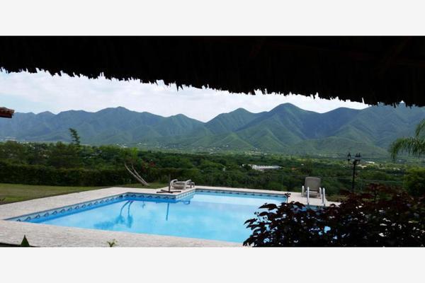 Foto de rancho en venta en san jorge 000, santiago centro, santiago, nuevo león, 10081573 No. 15