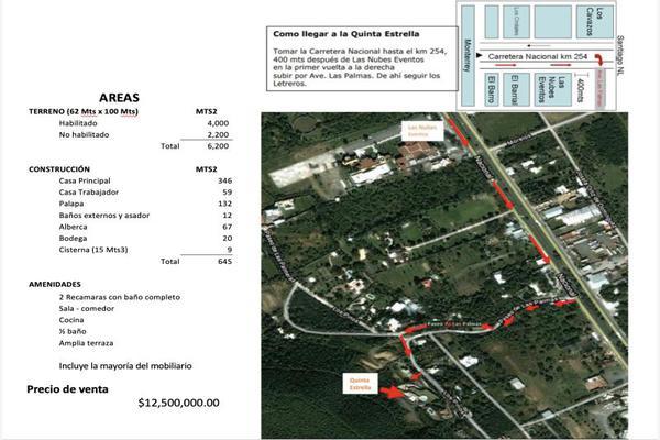 Foto de rancho en venta en san jorge 000, santiago centro, santiago, nuevo león, 10081573 No. 27
