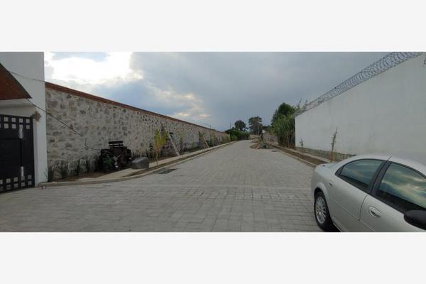 Foto de terreno habitacional en venta en san josé actipan 1111, actipac, san andrés cholula, puebla, 0 No. 09