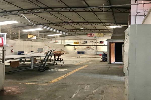 Foto de bodega en venta en  , san josé de la escalera, gustavo a. madero, df / cdmx, 7182159 No. 10