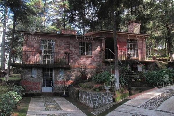 Foto de casa en venta en  , san josé de la montaña, huitzilac, morelos, 8888175 No. 01