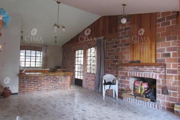 Foto de casa en venta en  , san josé de la montaña, huitzilac, morelos, 8888175 No. 02