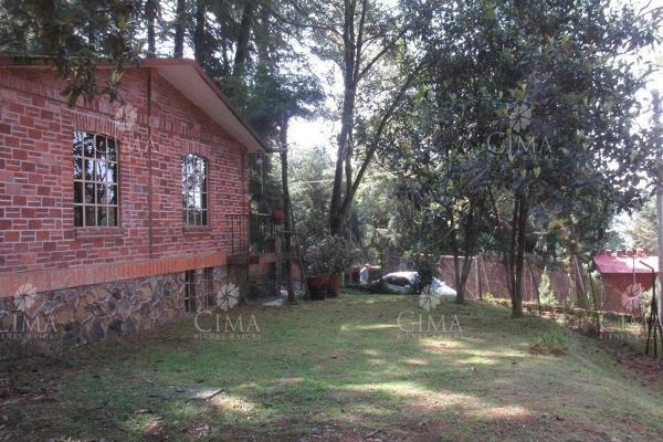 Foto de casa en venta en  , san josé de la montaña, huitzilac, morelos, 8888175 No. 13