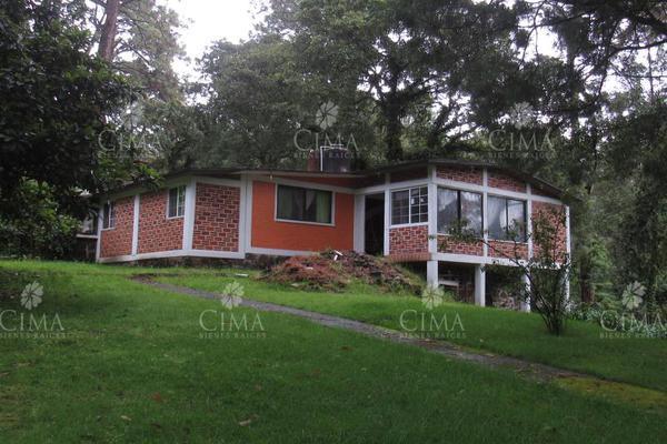 Foto de casa en venta en  , san josé de la montaña, huitzilac, morelos, 9226989 No. 01