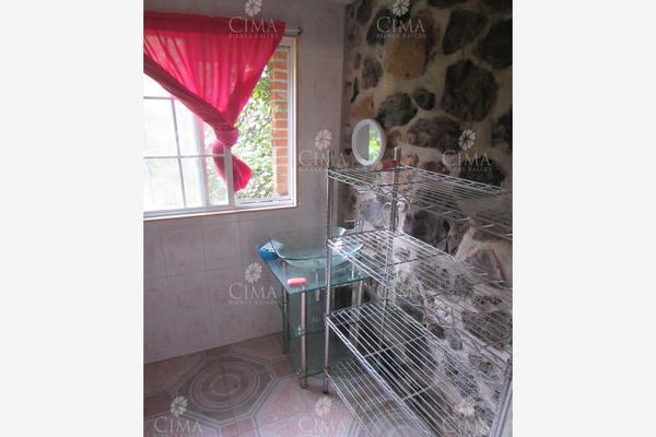 Foto de casa en venta en  , san josé de la montaña, huitzilac, morelos, 9226989 No. 11