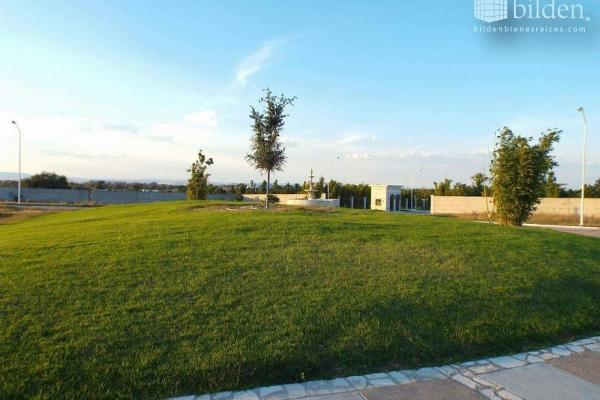 Foto de terreno habitacional en venta en  , san josé de la vinata, durango, durango, 0 No. 08